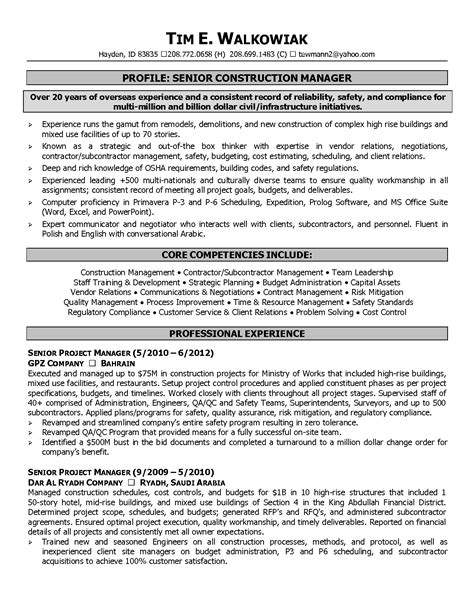 technical program manager resume foodcity me