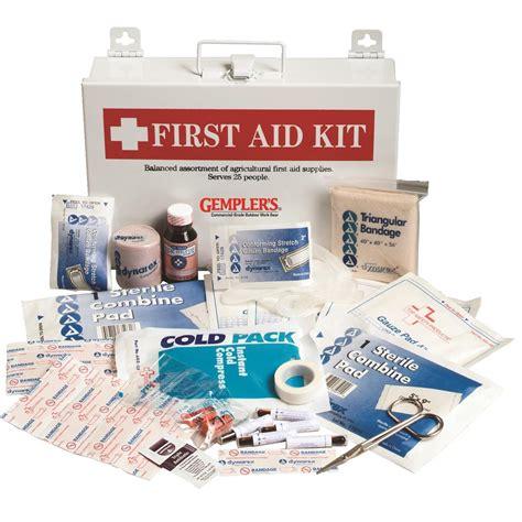 Lu Emergency Kotak gempler s 174 farm aid kit gempler s