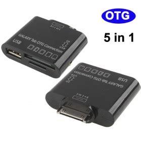 Otg Samsung Original Tab P1000 P3100 P3200 P5100 P5200 Sp samsung usb data sync and charging cable for samsung galaxy tab tab p1000 p3100 p5100 black