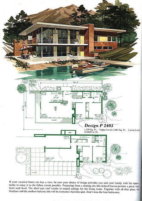 mid century modern home floor plans house floor plans picmia