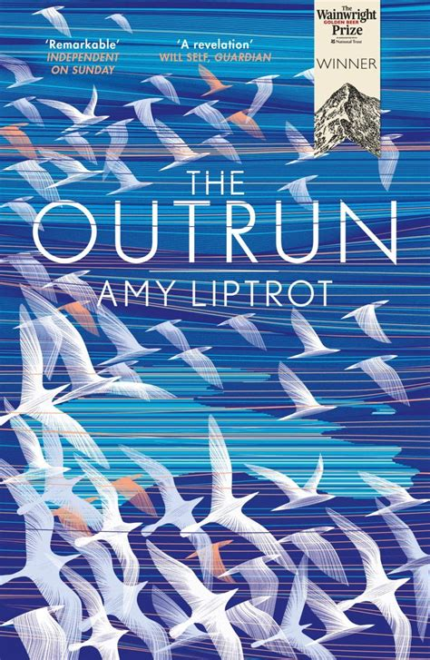 the outrun by amy liptrot nudge recommended read nudge