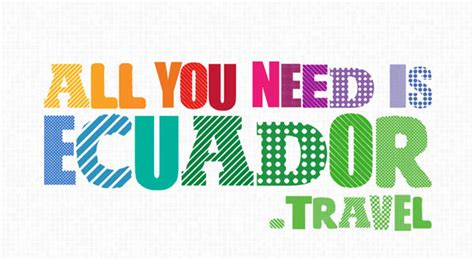 all you need is and a ecuador relanza en nueva york la ca 241 a all you need is ecuador la rep 250 blica ec