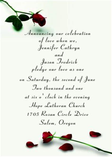 backyard wedding invitation wording sles love quotes for wedding invite wedding invitation ideas