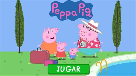 peppa pig de vacaciones 8437281199 las vacaciones de peppa pig app gameplay youtube