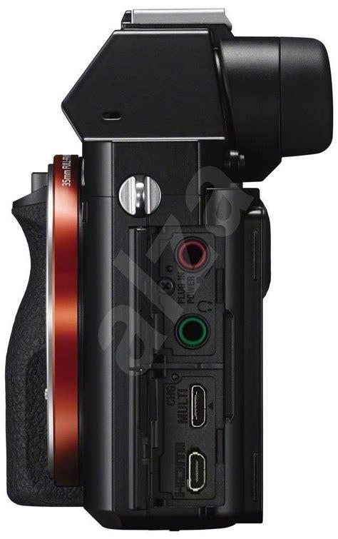 Kamera Sony Alpha A7 sony alpha a7 geh 228 use digital kamera alza at