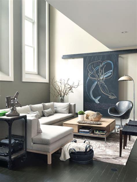 loft living rooms modern loft contemporary living room boston by koo