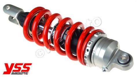 Shock Yoshimura Z Series Suzuki Gsxr 750 Wp 93 Rear Yss Z Series Monoshock Parts At
