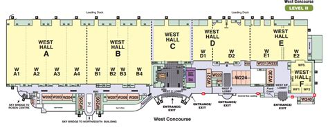 orange county convention center floor plan orange county convention center floor plans meze blog