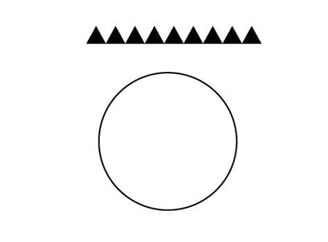 pattern path illustrator illustrator tutorial wrapping a pattern around a circular