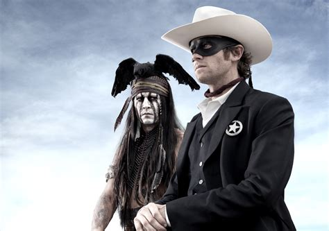 The Ranger images look dead meets the lone ranger