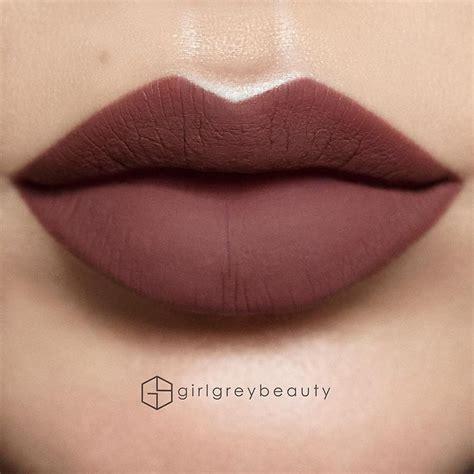 Lipstick Beverly allison liquid lipstick girlgreybeauty anastasiabeverlyhills abhallison