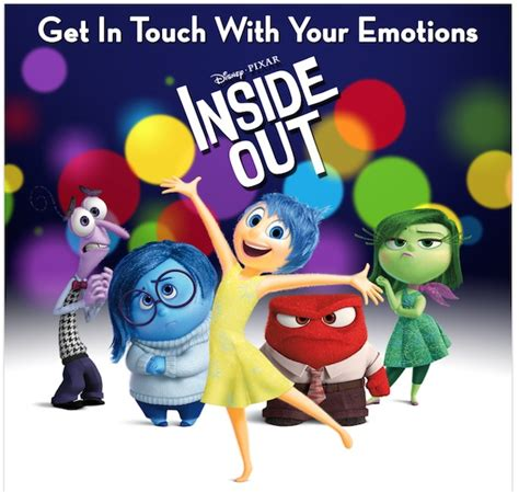 Kaos Anak Perempuan Inside Out Sadness Disgust review inside out 2015 syaza raihanah