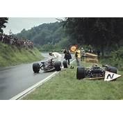1968 LIV Grand Prix De France Rouen Les Essarts Sad Day