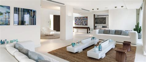 interior design villas modern villas contemporary interior design marbella