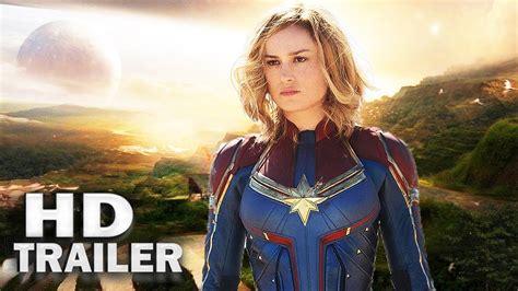 captain marvel trailer introduces  mcus