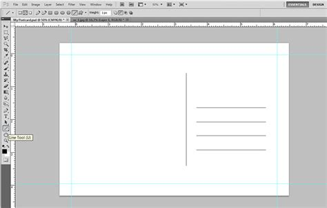 free card templates photoshop cs5 how to make a postcard in photoshop printaholic