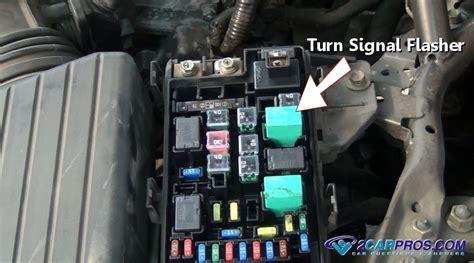 car repair world turn signal blinker not working