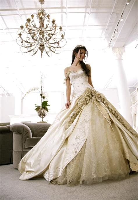 cupido wedding ball gown wedding dress