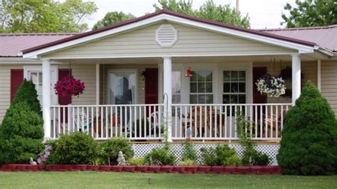 front porch home plans front porch mobile home floor plans