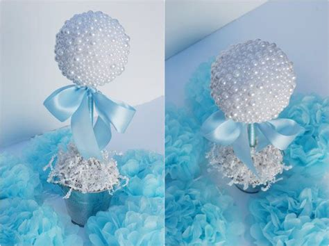 boy christening centerpieces best 25 boy baptism centerpieces ideas on