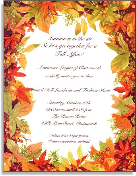 printable fall stationery paper paper with fall theme