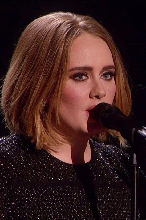 the 25 best adele haircut 15 photo of adele shoulder length bob hairstyles