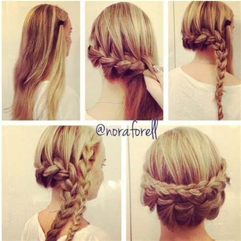 tuck in hairstyles braid twist and tuck pictures photos and images for