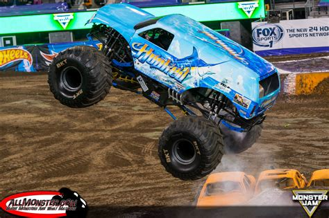 all monster trucks in monster jam monster jam photos east rutherdford 2016