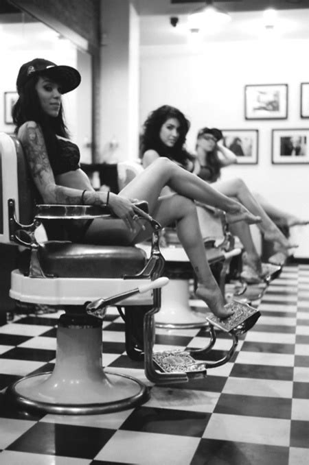 barber shop girls barber shops pinterest posts