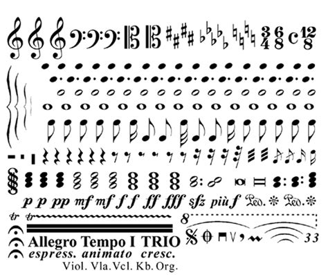 printable music font norfolk is a free sibelius compatible version of the