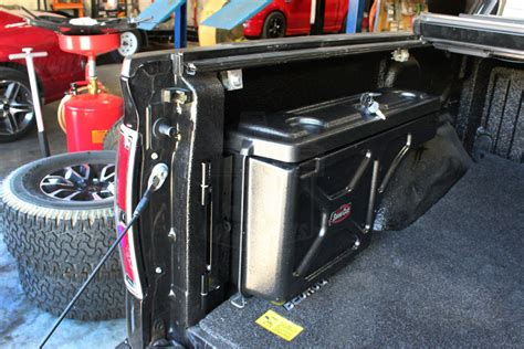swing case 1997 2014 f150 undercover swing case storage box driver