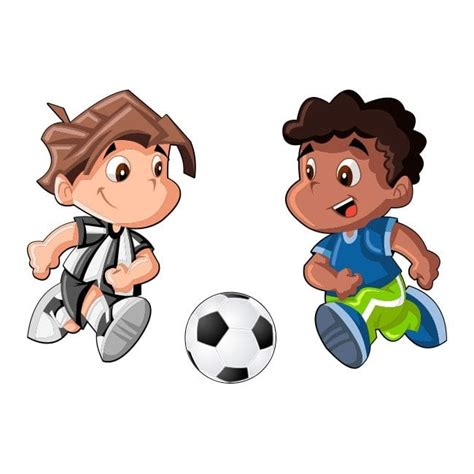 Imagenes Infantiles Niños Jugando Futbol | vinilos infantiles ni 241 os jugando f 250 tbol