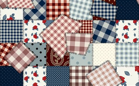 Patchwork Wallpaper - patchwork vector hd artist 4k wallpapers images