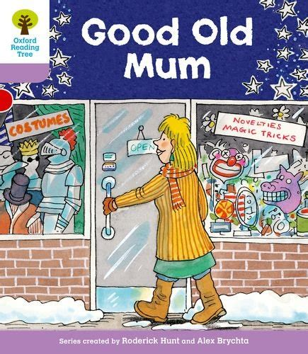 libro oxford reading tree level 1 patterned stories good old mum di roderick hunt