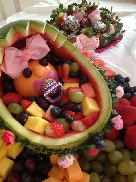 p fruits for babies baby shower fruit tray baby shower fruit tray
