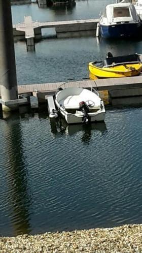 consoleboot met motor elan420 consoleboot boot jetski rubberboot advertentie