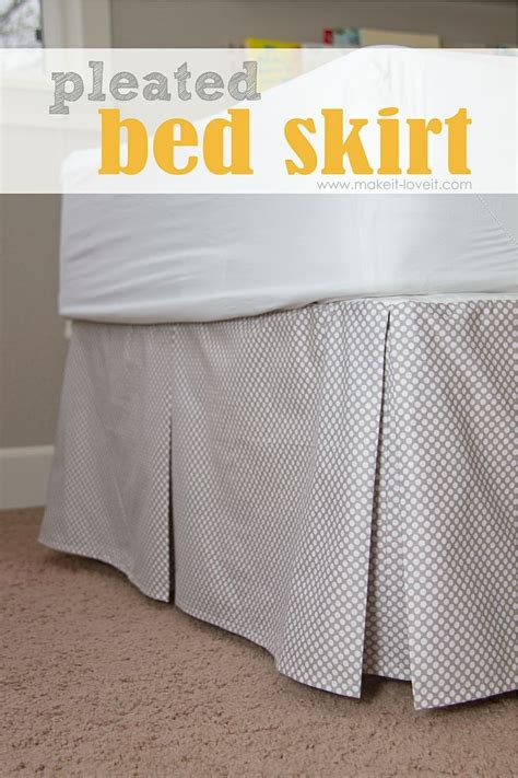 valance skirt for bed 1000 ideas about bed skirts on comforters