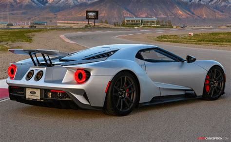 ford supercar interior ford gt to serve as test bed for future car design