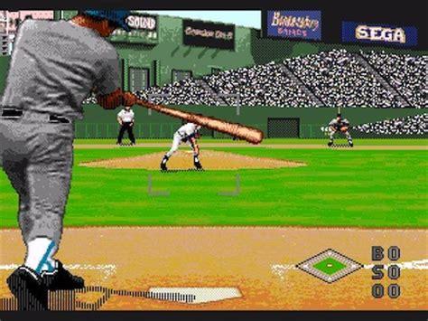Kaset Sega Original Sport Talk Baseball the of summer rounding the bases with the best