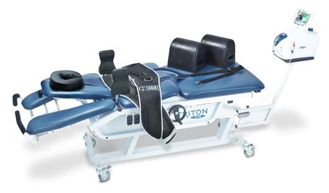 triton dts decompression table triton dts advanced package traction spine therapy table