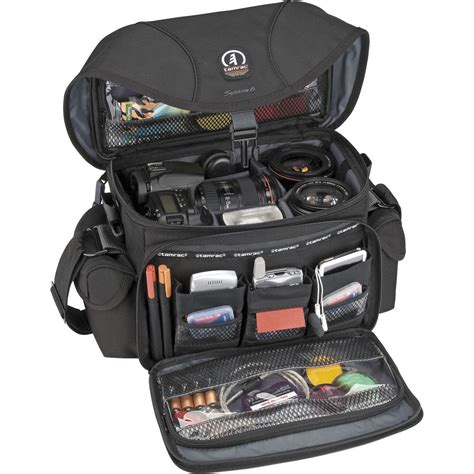 tamrac bag tamrac 5606 system 6 bag black 560601 b h photo