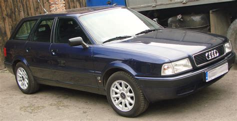 Audi 80 1 9 Tdi by View Of Audi 80 1 9 Tdi Photos Video Features And