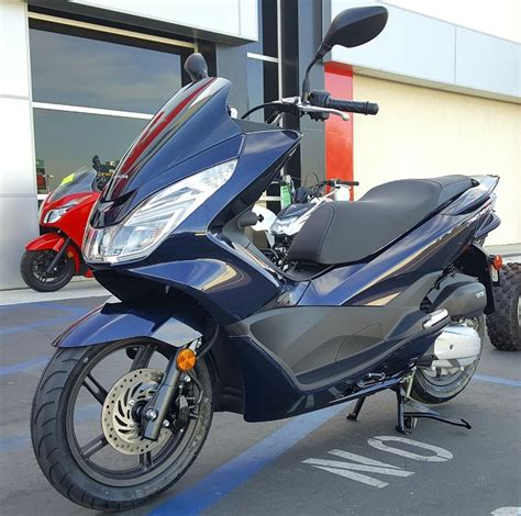 Pcx 2018 Modification by 2017 Honda Pcx150 Review Accessories Top Speed Specs