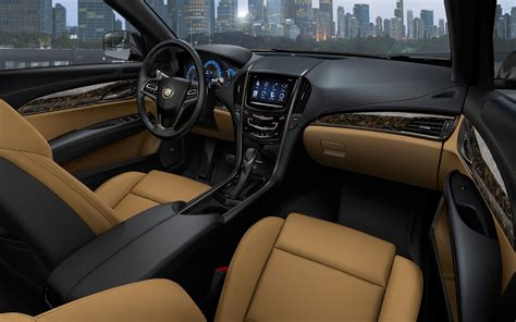Cadillac Ats Interior Dimensions by 2017 Cadillac Ats Review Release Date And Price 2017