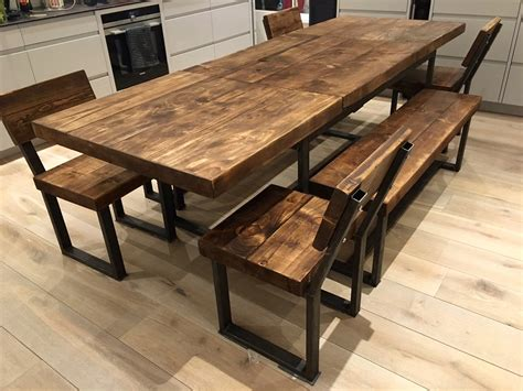 reclaimed wood dining table etsy etsy reclaimed wood dining table gul