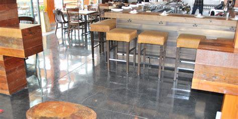 Concrete Floors   Polished Concrete, Epoxy Flooring & Stains