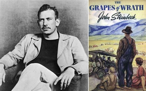 10 interesting john steinbeck facts my interesting facts the grapes of wrath 10 surprising facts about john