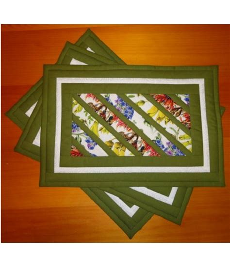 Patchwork Table Mats Pattern - patchwork table mats pattern 28 images modern batik