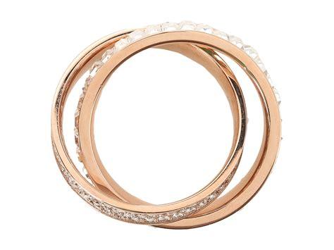 Intertwined Rings rings michael kors rings michael kors pave intertwined