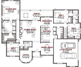 House With 4 Bedrooms House Plans 4 Bedroom Home Planning Ideas 2017